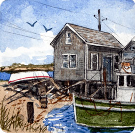Cape Cod Art Galleries - Art Gallery and Studio of Timothy